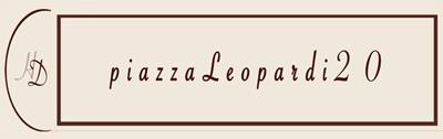 Piazza Leopardi 20